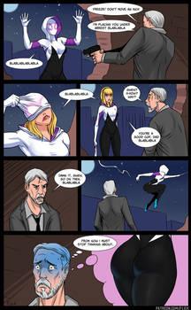 Gwen meets dad
