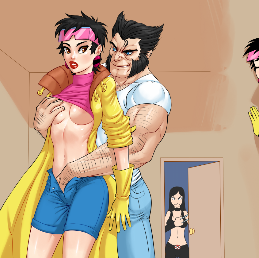 wolverine and x 23 relationship counseling
