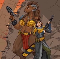 Sanctioned Beastgirl