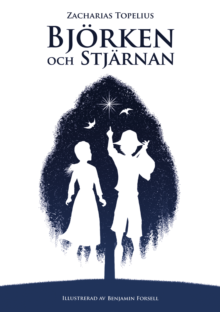 Book Cover-The Birch and The Star by BenjaminForsell