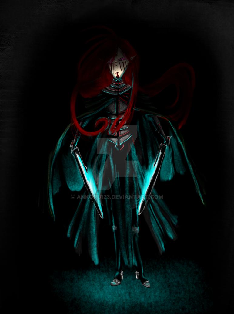 Not Afraid of the Dark Any Longer by ankoku123
