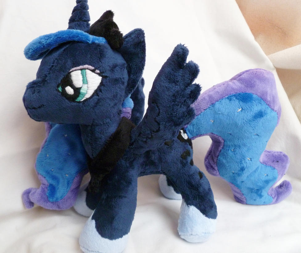 Princess Luna Contest Prize for curran by caashley