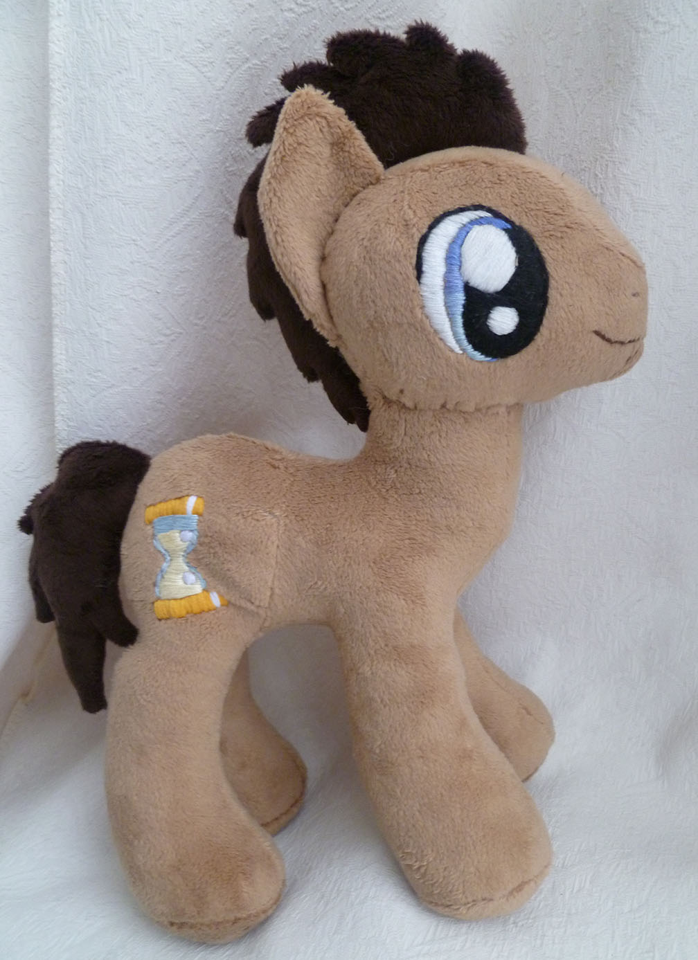 Dr. Whooves a.k.a Time Turner by caashley