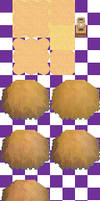 Pokemon Black 2/White 2 Desert Tileset