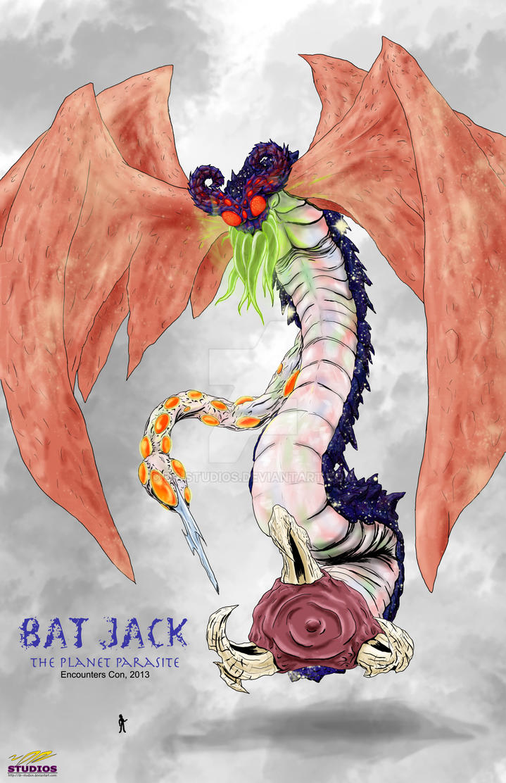 Create-a-Kaiju Encounters: Bat Jack by DR-Studios on DeviantArt