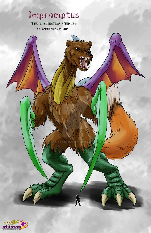 Create-a-Kaiju:  Impromptus by DR-Studios