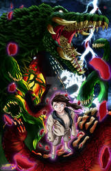 Godzilla vs Biollante Tribute