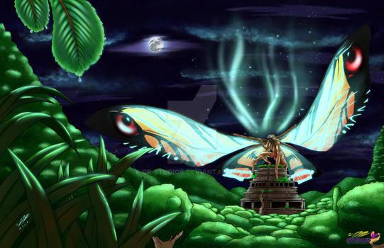 Mothra Singing