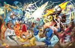 Pokemon Gen 5 Team Match