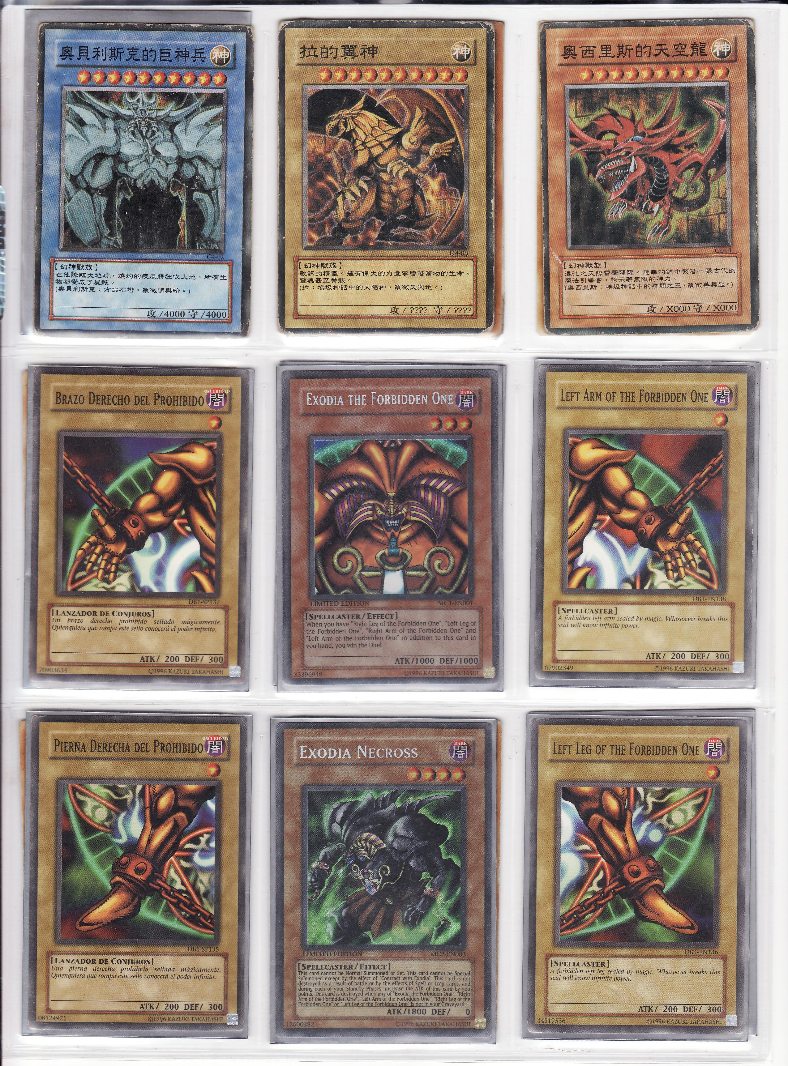 [Yu-Gi-Oh!] Yugi's deck is supposed to symbolize the ...