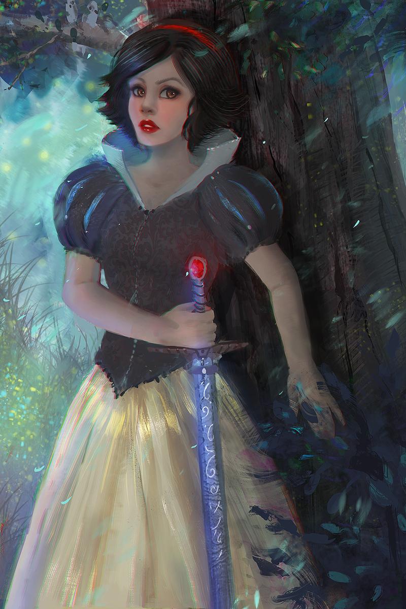Snow White by A1AYNE