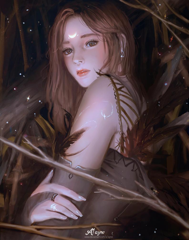 Moon Child(redraw)