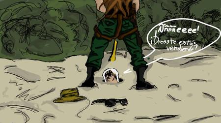 Trolls Cry 3 by MQuox