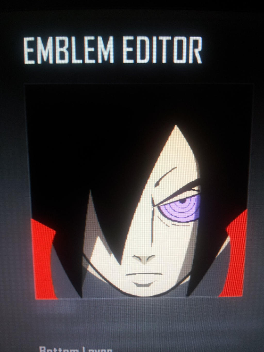 Madara Uchiha Black ops 2 Emblem. by SimpleTheSaviour