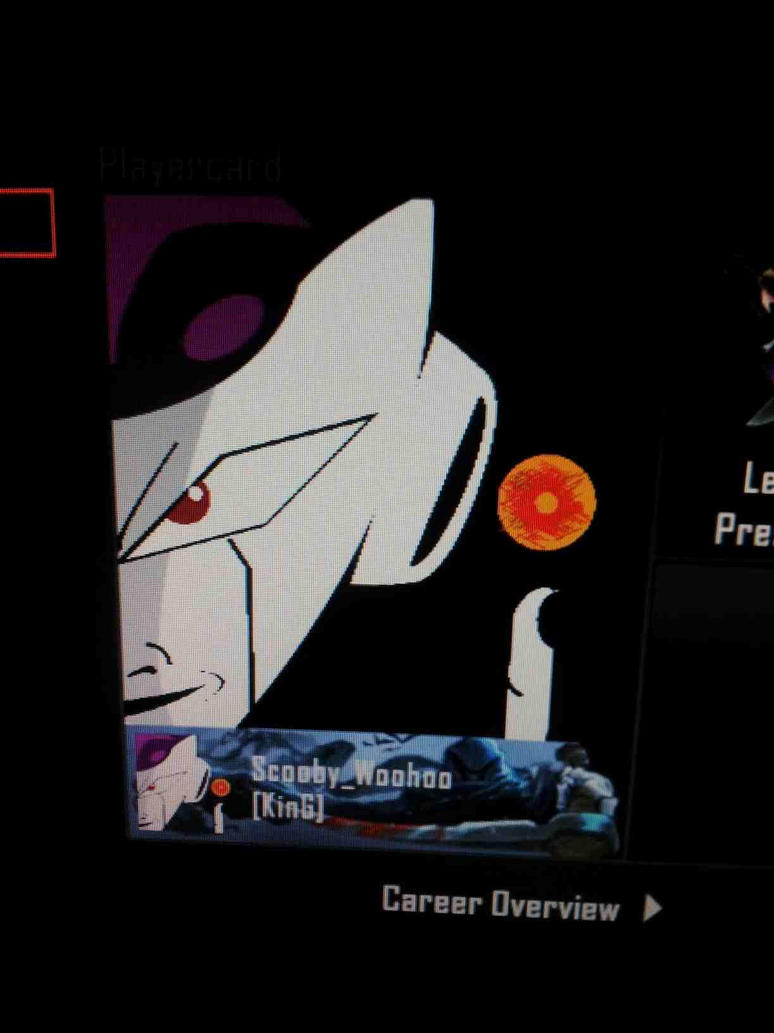 lord freeza black ops 2 emblem by simplethesaviour on