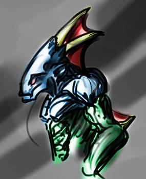 Tacean Warrior