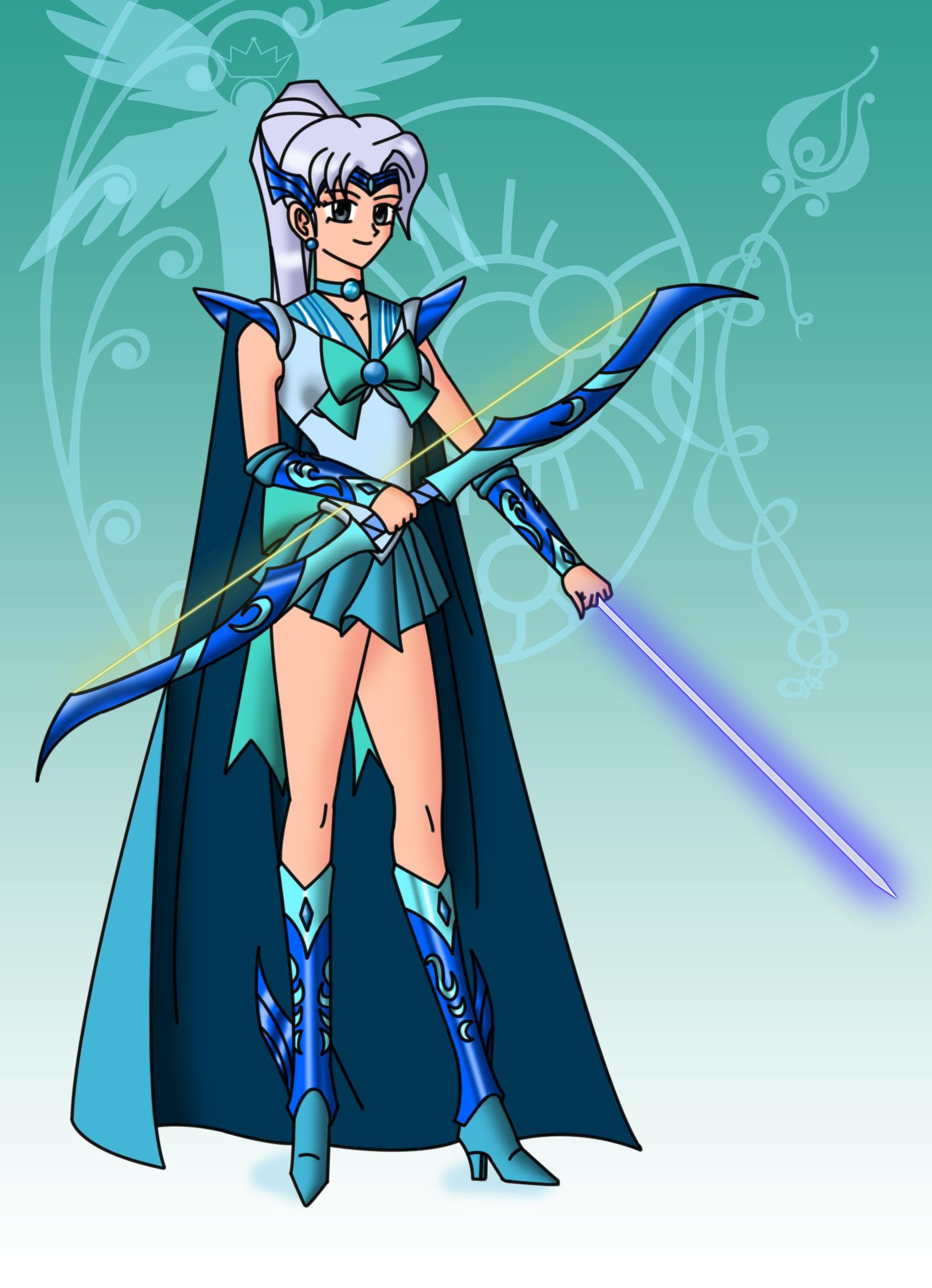 Sailor Zodiac Sagittarius By