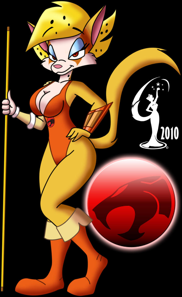 Clarisse Cat Miss Furry 2010 by AtlasMaximus