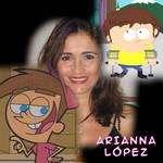 Arianna Lopez by AtlasMaximus