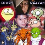 Irwin Daayan by AtlasMaximus
