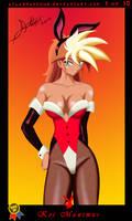 Bunny Girl Card 1 Kei