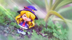 TinyWars Fire Witch Chibi Figure