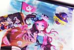 Wallscroll for TinyWars (Anime scroll) by TinyWars