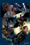 Batgirl Page (color) by RogerDrakes