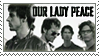 Our Lady Peace Stamp by weakening