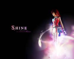 Dead Fantasy - SHINE - by Urika