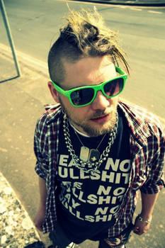IOW Punk Poet