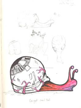 Gouged Snail Ball