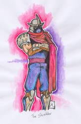 TMNT Shredder new style