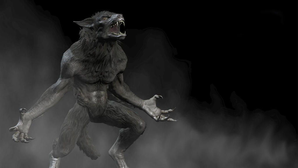 Werewolves in Skyrim b...