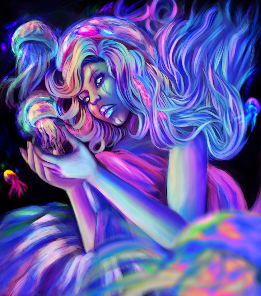 Jellyfish by KellyyLee