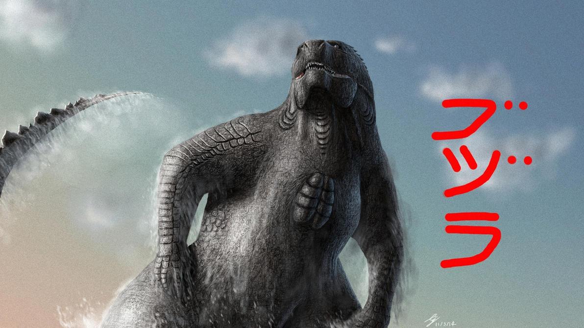 60 Years of Godzilla by Demplex