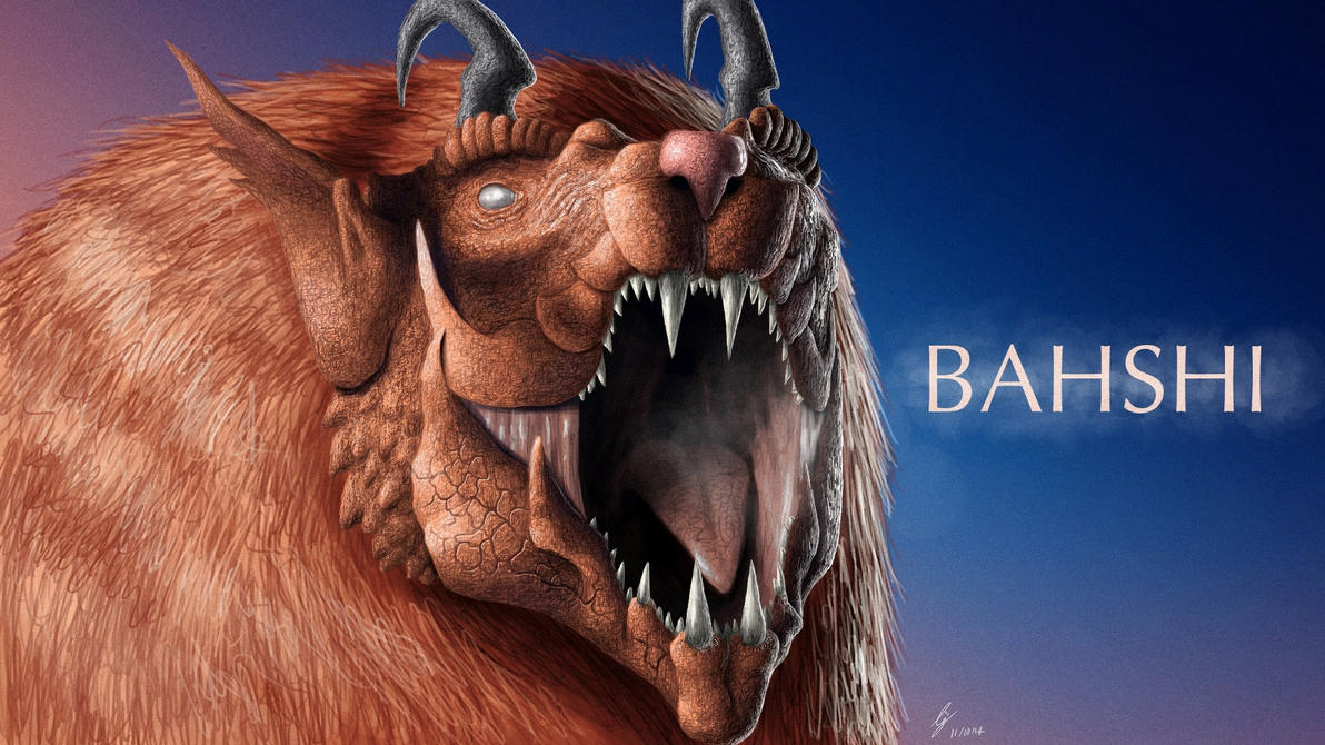 BAHSHI: King of Singapore - Character by Royce T. by Demplex