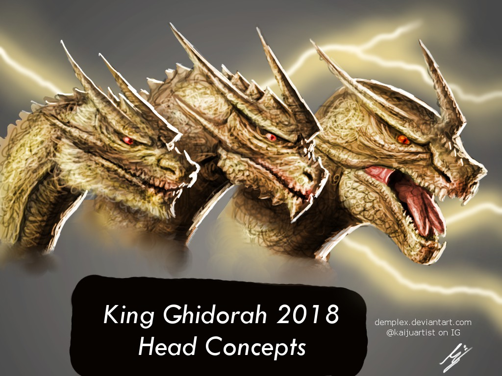 King Ghidorah 2018 | www.pixshark.com - Images Galleries ...