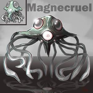 Pokemon Fusion: Magnecruel