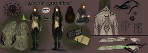 Adelein Gardinier TES character