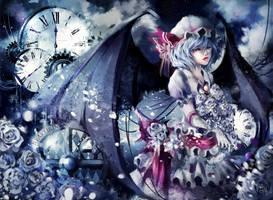 Vampire Roses by Byakurin