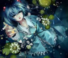 Lonely Kappa (+Speedpaint) by Byakurin
