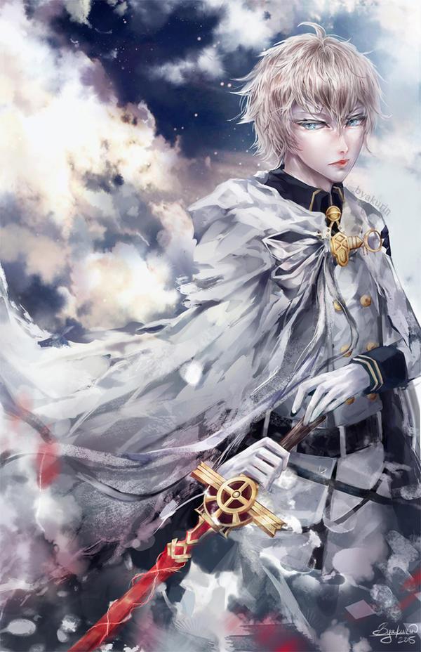Vampire Seraph by Byakurin