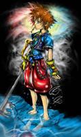 Sora Fan Art by TheKidOfDrawing