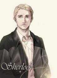 BBC Sherlock by Lverin