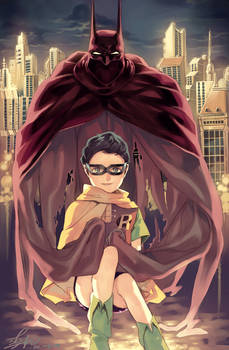 Robin : Dick grayson