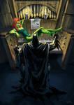 The Batmans entry