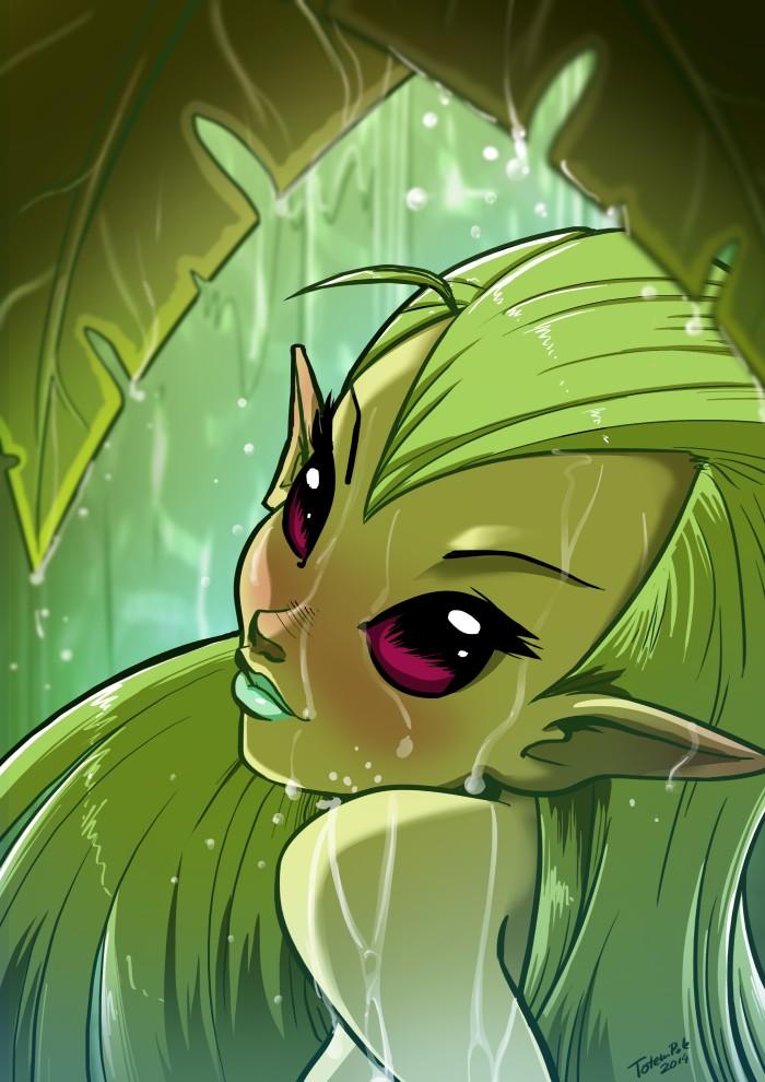 The Wind Fairy by myszowor