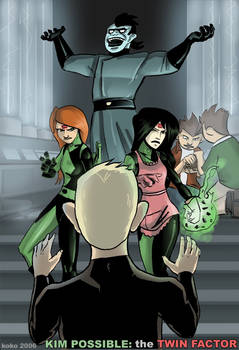 Kim Possible: The Twin Factor