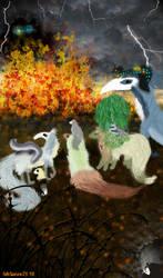 Firestorm Event - Chapter 2 - Searching for Vetru by SoleSurvivor23